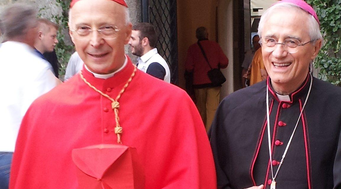 Millenario della Diocesi di Bobbio: celebrazione con  il card. Bagnasco