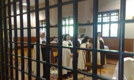 Carmelitane:solennità di S. Teresa di Gesù