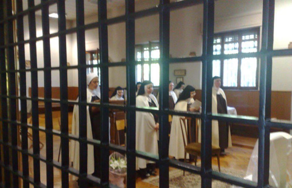 Madonnadel Carmelo: le celebrazioni al monastero