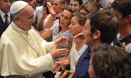 Un anno dall'incontro con Papa Francesco