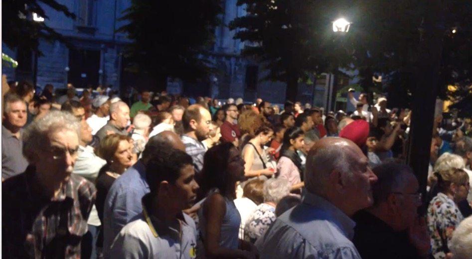 Le immagini della Preghiera Interreligiosa per la Pace – Piacenza, 1 agosto 2014