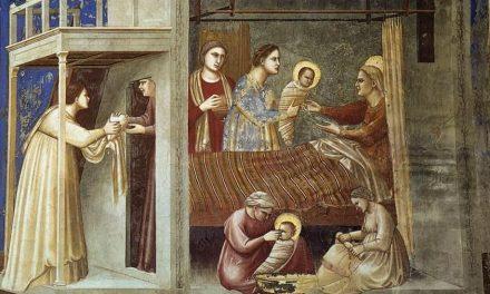 Santa Maria di Gariverto: festa della Natività di Maria