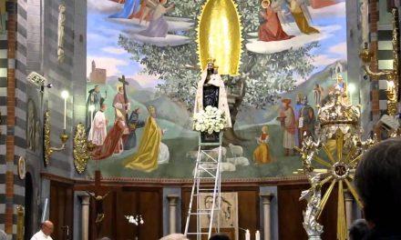 Bettola: festa della Beata Vergine della Quercia