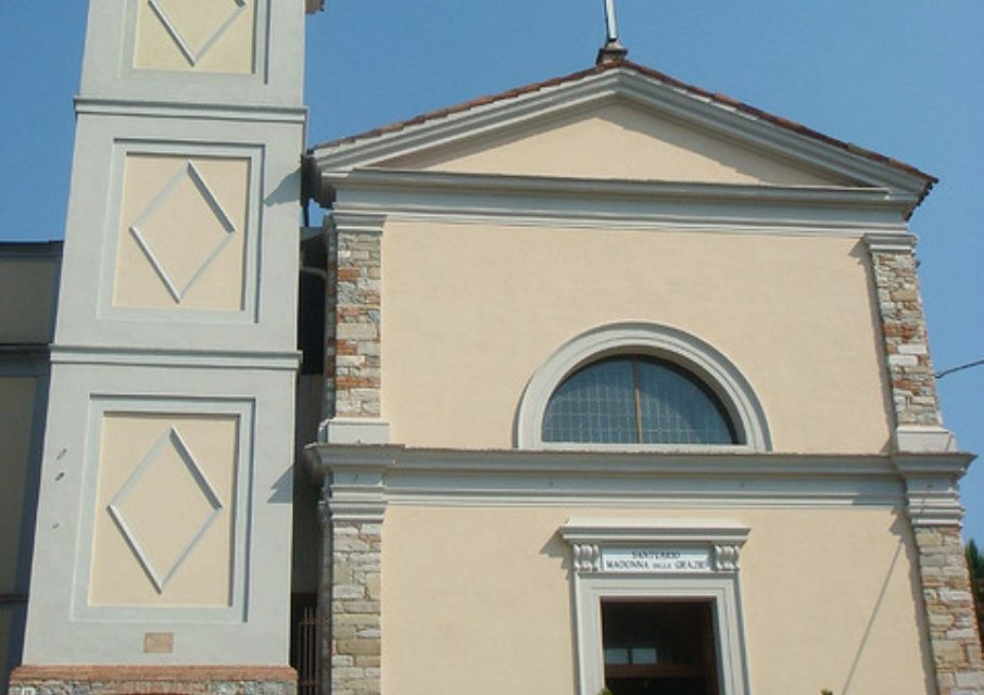 Madonna delle Grazie del Castello: festa al santuario