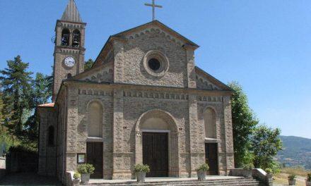 Montelungo: Festa al santuario