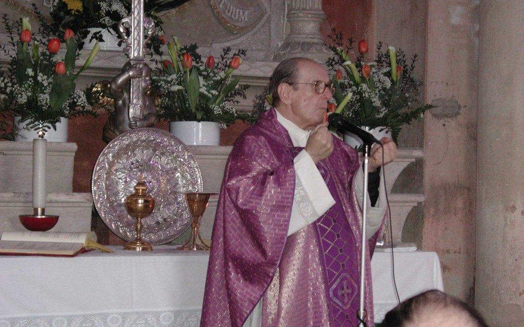 Lutto nel clero: è morto don Vittorio Bocedi