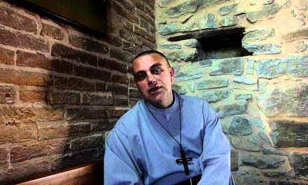 Padre Devis Rocco: professione eremitica