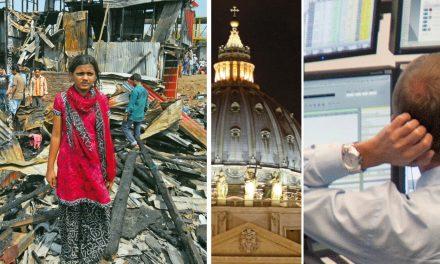 """""""Periferie: cuore della missione"""": giornata missionaria mondiale"""