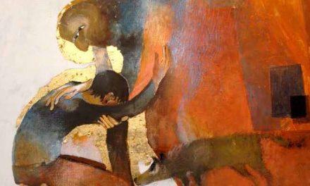 """S. Brigida """"Le sette opere di misericordia spirituale"""""""