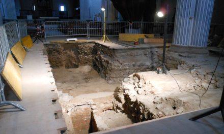 Bobbio: ritrovata chiesa medievale sotto la basilica di san Colombano