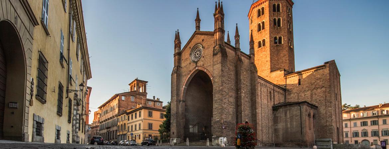 Quaresimale nella basilica di Sant'Antonino: il testo della lectio di Cristiana Dobner