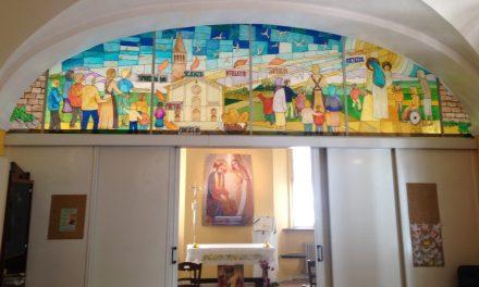 Casa della Carità: festa per il 17° anniversario