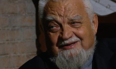 Intervista con Enzo Bianchi – Le ultime sette parole di Cristo in croce