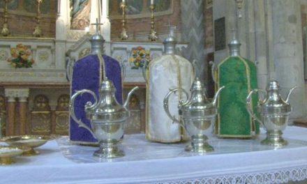 Settimana santa: le celebrazioni con il vescovo