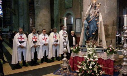 Rosario e Messa in diretta nella festa della Madonna del Popolo