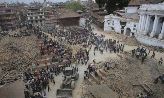 Terremoto in Nepal: continua la raccolta offerte con Caritas