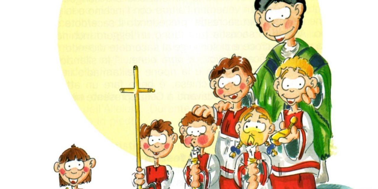 Incontro diocesano per i chierichetti e giovani accoliti