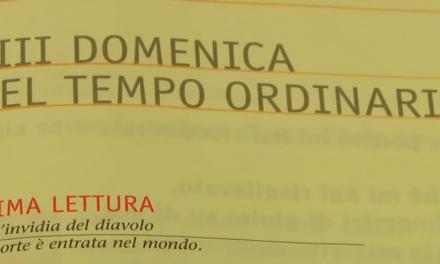 Vangelo di Domenica 1 luglio 2018 – XIII del Tempo Ordinario – con Giovanni Marchioni