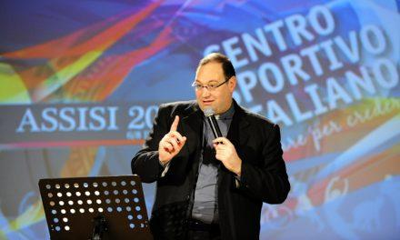 Don Michele Falabretti alla Veglia di CYD