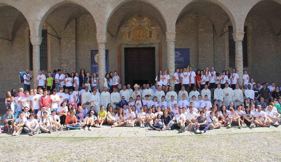 Guarda le immagini del Columban's Youth Day di Bobbio