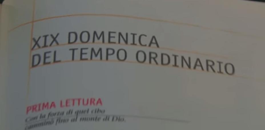 Vangelo di Domenica 9 agosto 2015 – XVIX Domenica del Tempo Ordinario