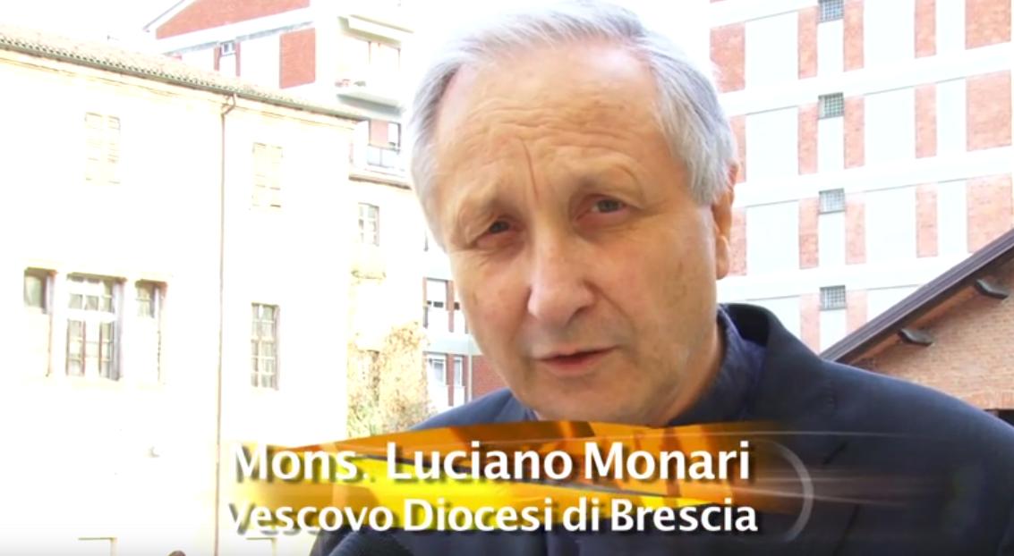 """""""Siate misericordiosi come il Padre"""" Mons. Luciano Monari"""