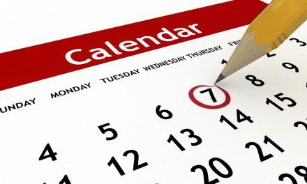 Vita della Diocesi: il calendario del nuovo anno pastorale