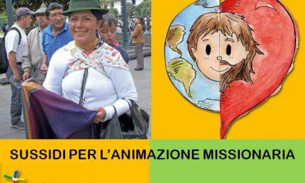 Animazione missionaria nelle parrocchie: on line i sussidi