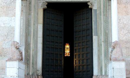 Anno Santo della Misericordia: apertura della porta in Diocesi