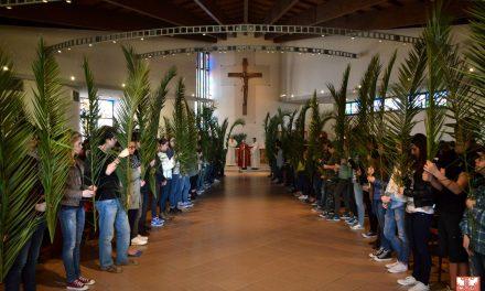 Consegna delle palme ai giovani: le prove del CoroGiovani