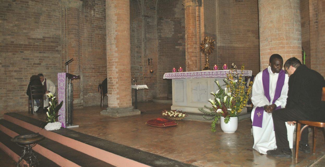 Notte di riconciliazione: veglia con il Vescovo