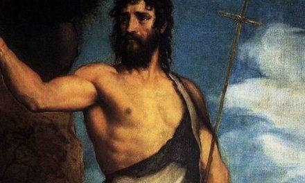 Solennità di San Giovanni Battista: festa patronale