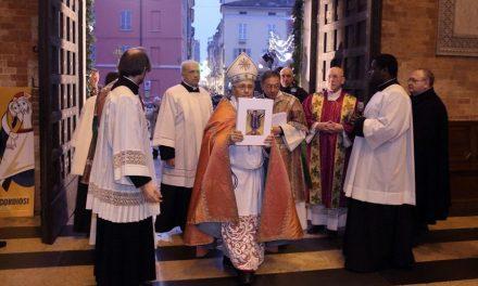Giubileo  della misericordia: tutte le Porte Sante aperte in diocesi