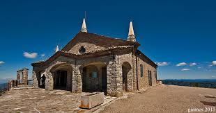 Monte Penice: festa in santuario