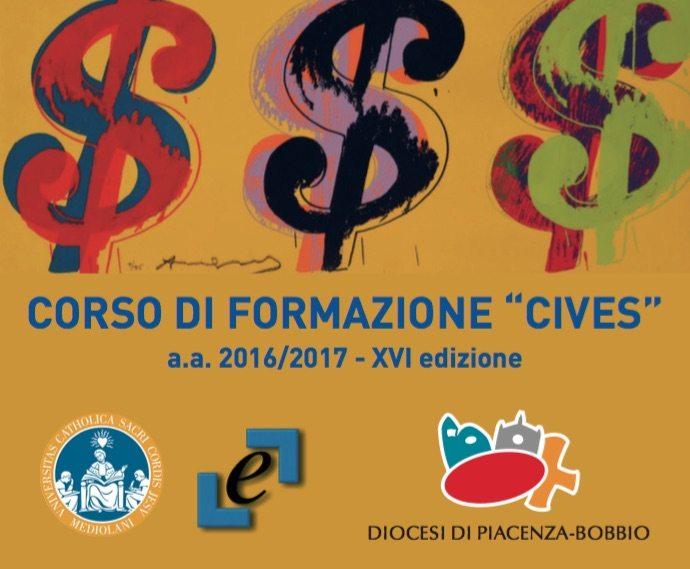 """""""Pecunia non olet"""": 16° edizione di Cives"""