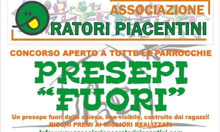"""""""Presepi fuori 2006"""": iniziativa dell'associazione Oratori Piacentini"""