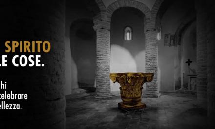 """""""Lo spirito e le cose"""" con Mons. Giuseppe Busani """"Le soglie"""""""