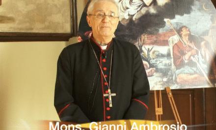 Gli auguri del Vescovo mons. Gianni Ambrosio per il Natale 2016