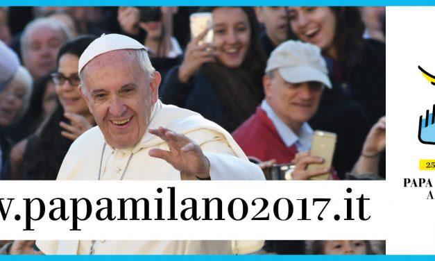 I cresimandi piacentini dal Papa a S. Siro