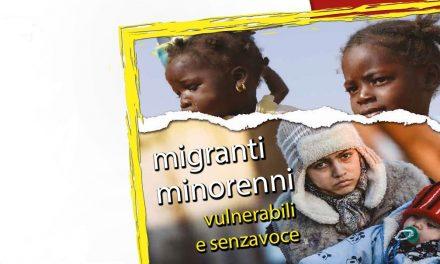 """""""Migranti minorenni, vulnerabili e senza voce"""": Giornata dei Migranti e dei Rifugiati"""
