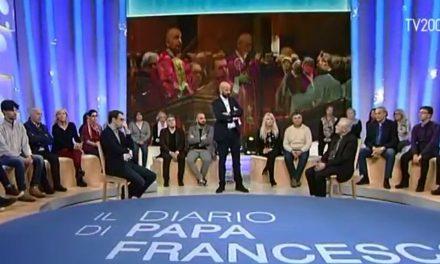 """Mons. Ambrosio su TV2000: """"Il Diario di Papa Francesco"""" – Puntata del 14 Febbraio 2017"""