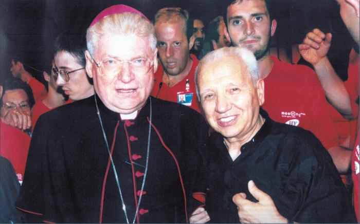 Lutto nel clero piacentino: è morto Mons. Antonio Bozzuffi