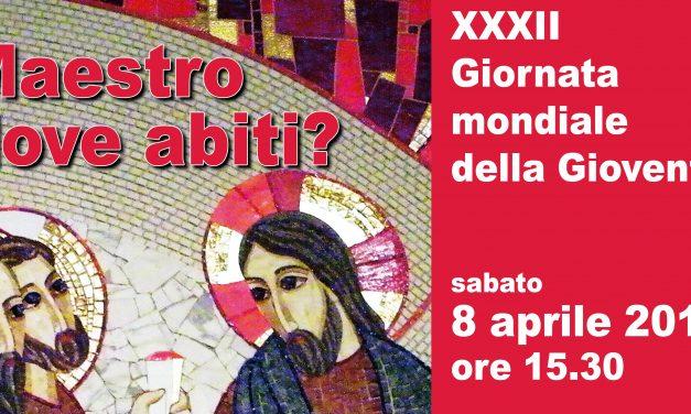 GMG DIOCESANA SABATO 8 APRILE