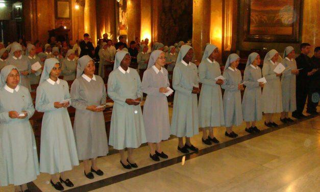 """""""Festa del sì"""": religiosi in festa"""