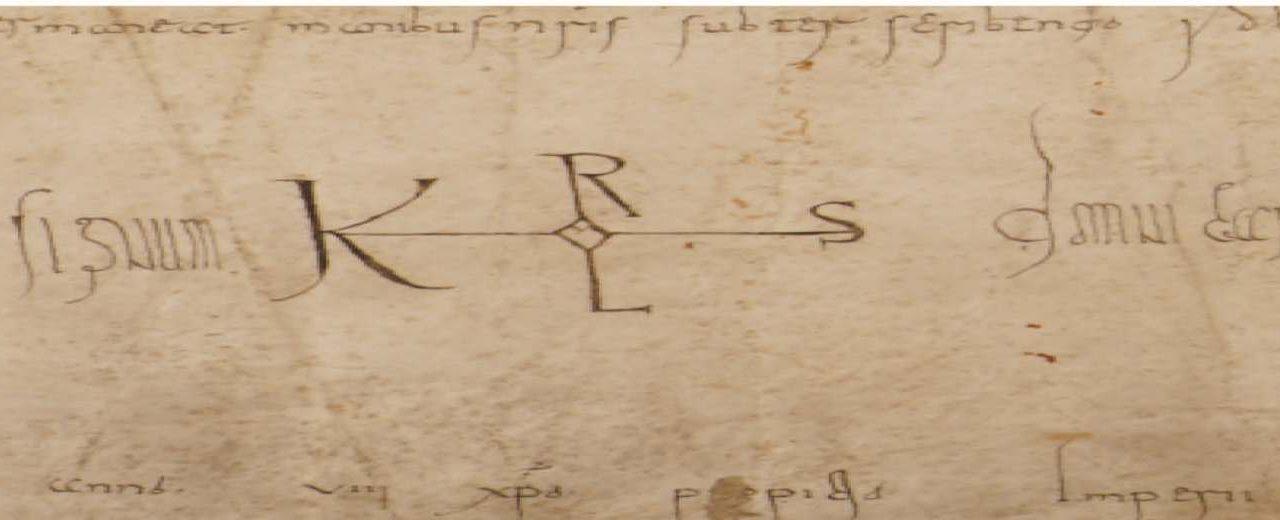 """""""Il diploma di Carlo Magno"""": Presentazione del restauro conservativo"""
