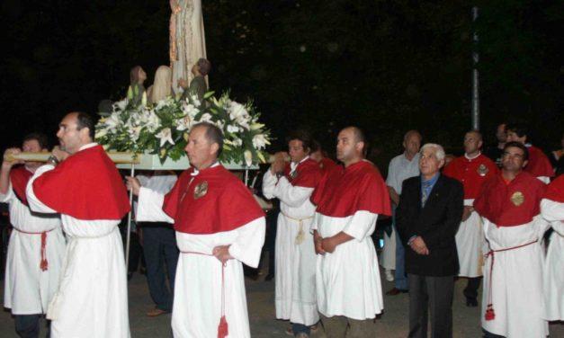 Rizzolo: festa della Madonna di Fatima