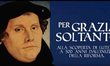 """""""PER GRAZIA SOLTANTO"""" alla scoperta di Martin Lutero con Donata Horak – IV puntata"""