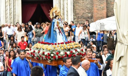 Virgen de el Cisne: processione il 15 agosto