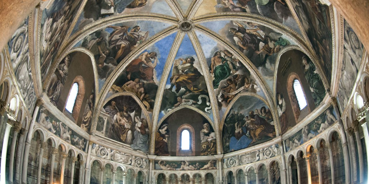 Cattedrale: salita alla cupola