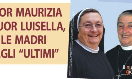"""""""Suor Maurizia e suor Luisella"""": messa in suffragio e presentazione della pubblicazione"""